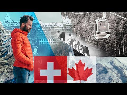 Why Canada's Mountains Feel Like Switzerland | Banff, Lake Louise, and Sunshine Village