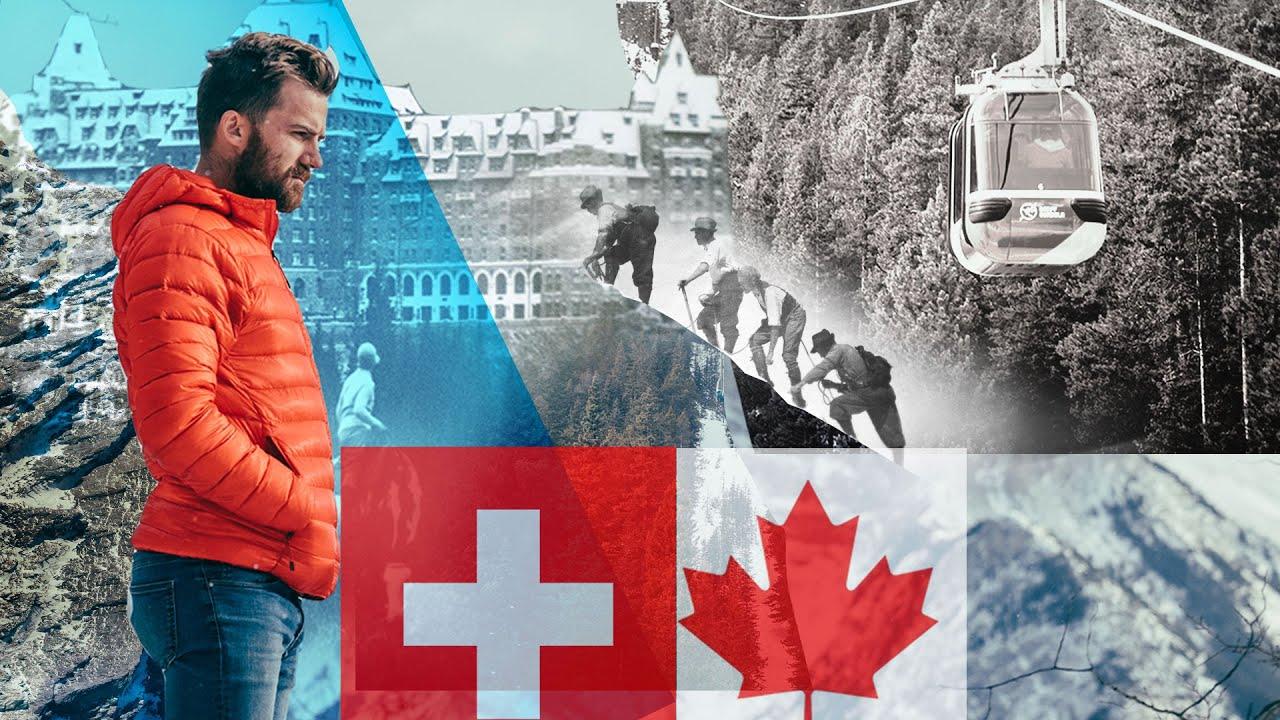 Why Canada's Mountains Feel Like Switzerland | Banff, Lake Louise, and Sunshine Village - YouTube