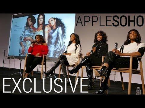 En Vogue | Apple SoHo | Full Exclusive Event + Behind The Scenes | Rocket