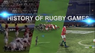 History Of Rugby Games 1995-2013