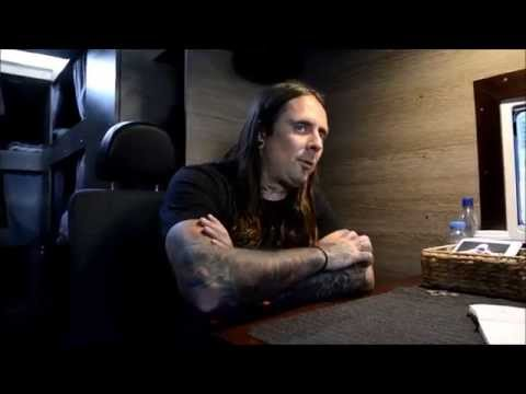 Thy Art Is Murder Holy War Interview (C J on leaving Thy Art Is Murder) 11/08/2015
