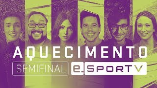 Aquecimento CBLoL | Red Canids X Team One e-Sports | e-SporTV