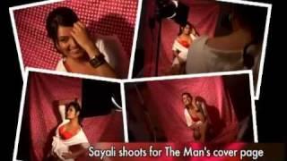 Sayali Bhagat Bikini sexy biking photoshoot