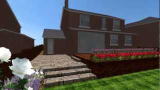 Leeds House Extension - Pmn Landscape Designs Ltd