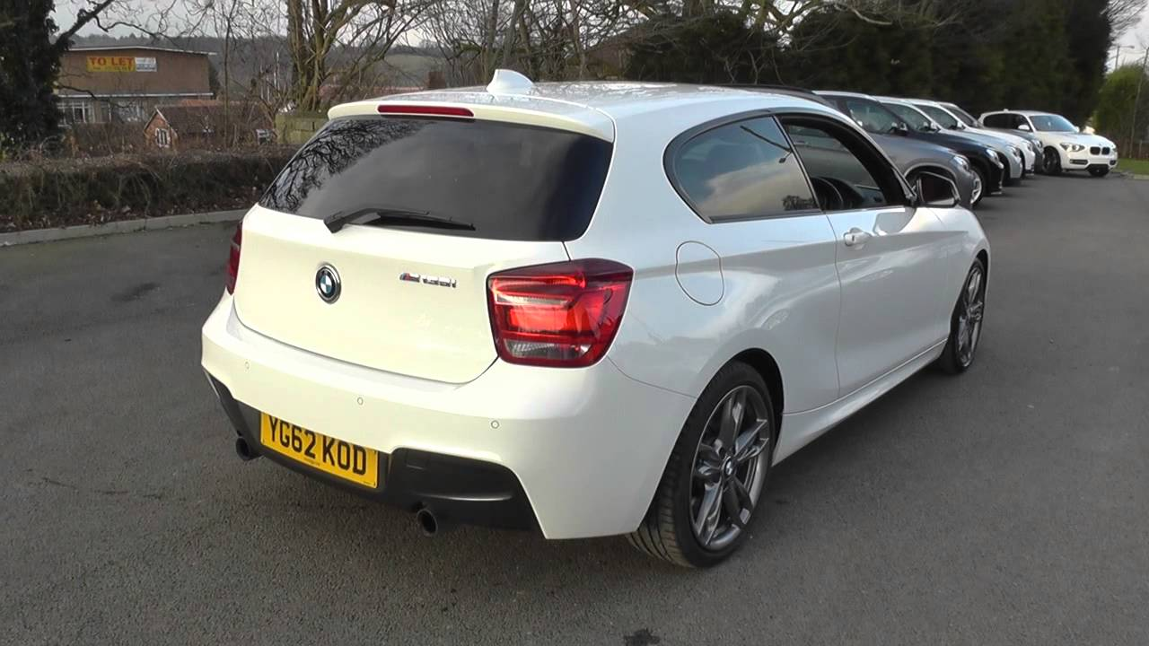 Bmw 1 series 3 door sports hatch f21 m135i 3 door sports for 135i 3 door