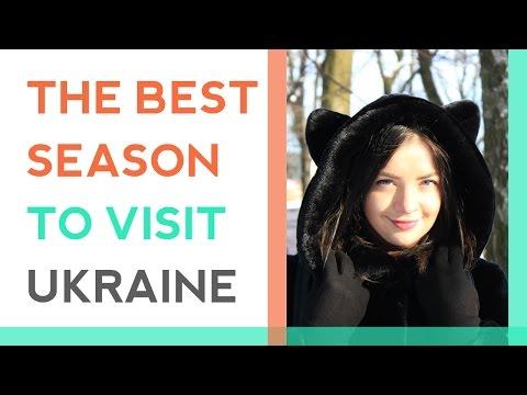 The Best Season To Visit Ukraine. Weather in Ukraine