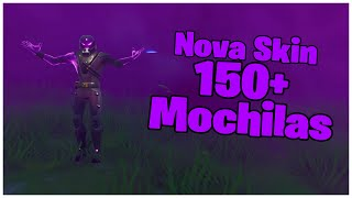SHOWING THE * NEW * TEMPESTUOUS SKIN & 150 + BACKPACKS | FORTNITE
