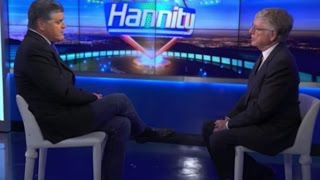 Ted Koppel Tells Sean Hannity He Is Bad For America TO HIS FACE| Ted Koppel DESTROYS Sean Hannity