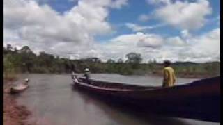 Persevere without fear - blog 12 an Expedition Source to Sea - the Amazon River.wmv