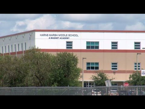 Two students accused of plotting Columbine-style massacre at Harns Marsh Middle