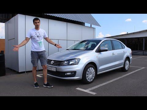ТурбоPOLO под прикрытием внешности. Volkswagen Polo Sedan 1.4TSI.