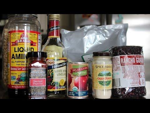 Plant Based Vegan Core Cooking Ingredient Tips