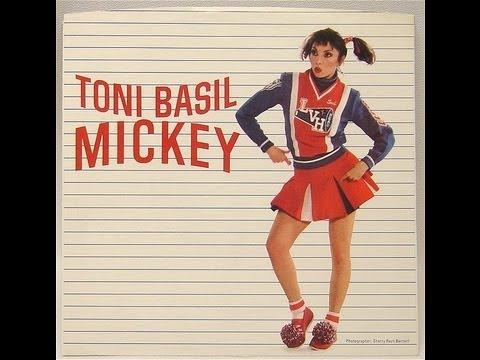 Toni Basil - Mickey - 80's lyrics