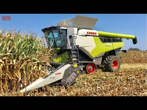 New CLAAS Lexion Combine: All You Want To Know