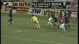קאלה מבקיע שער! goalkeeper scores a winning goal