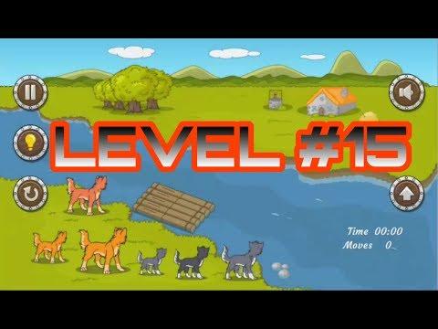 River Crossing IQ Logic Level 15