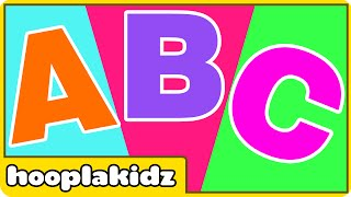 ABC Song | ABC Songs For Children by Hooplakidz