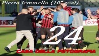 24° Gol del Foggia 2015-2016 RE PIETRO IEMMELLO