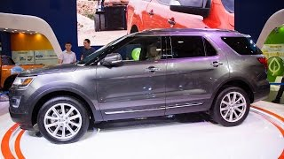 vms 2016  chi tiet ford explorer dong co ecoboost 23l suv 7 cho gia 218 ty