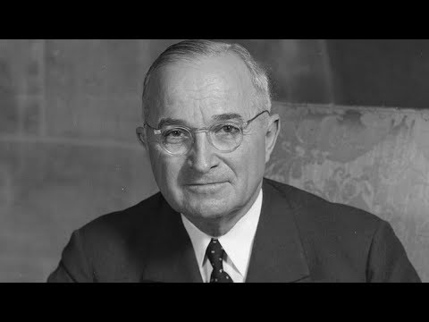Undoing the New Deal: Truman's Cold War Buries Wallace and the Left (Pt 2)