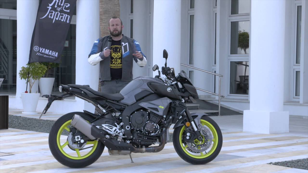Yamaha MT-10  First ride review | Superbike Magazine