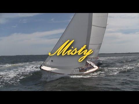 "Cape Dory Typhoon ""Misty"""