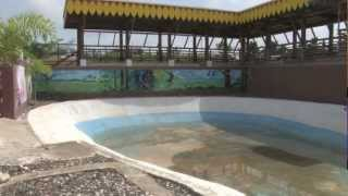 Crocodile Pen - RP Adventures-Talacogon Agusan del Sur Philippines