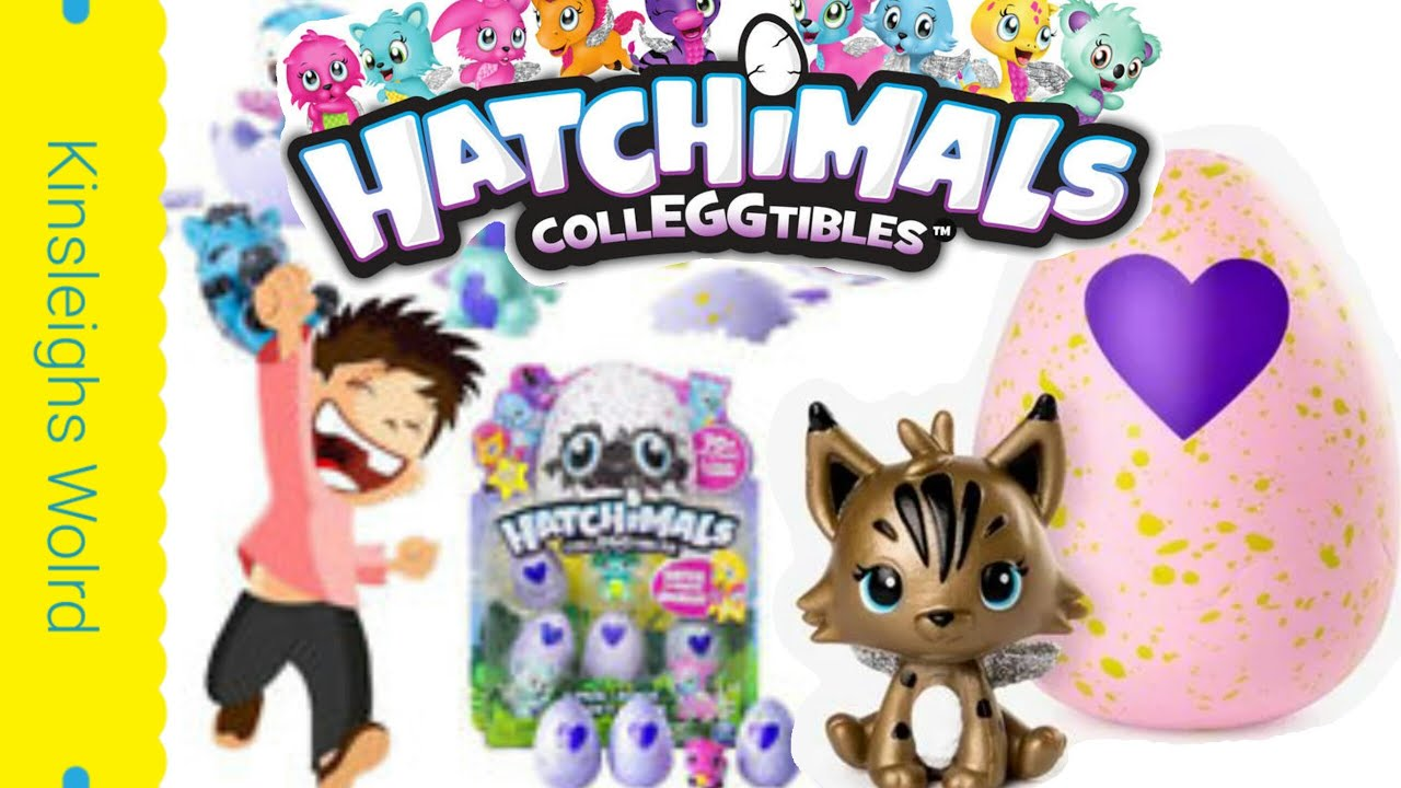Hatchimals Golden Lynx Exclusive Magical Creature Electronic & Interactive