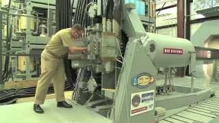 The Navy's Giant New Electric Railgun