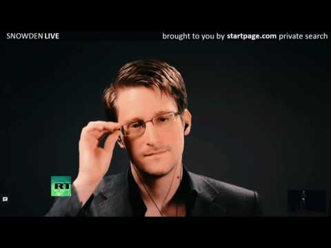 Edward Snowden: about the true meaning of mass surveillance