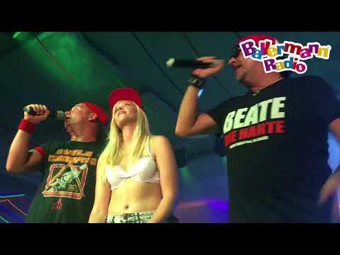 Lorenz Büffel feat. DJ Eisbär - Beate August 2018 Showarena Megapark