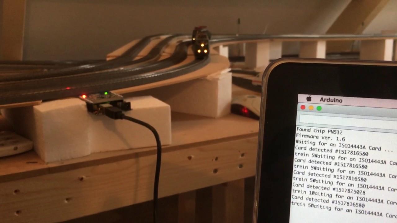 Marklin cs2-arduino-RFID