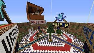 Minecraft Server 1.7.4 No Premium - Full PVP, Factions, Parcelas y Survival   ESPAÑOL