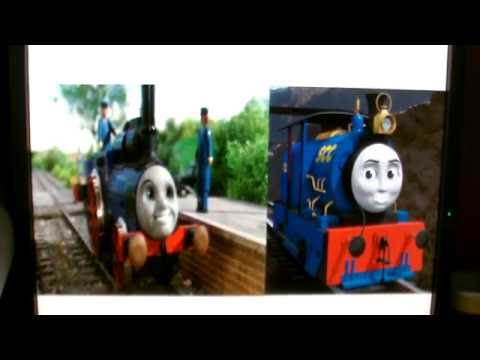 Thomas Character Profiles: Fergus the Traction Engine (And Timothy)