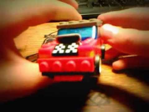 Как из лего сделать маленькую машинку из 73