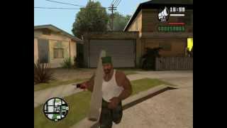 GTA_SA Gameplay PC