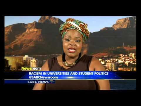 Ramaru on racism and students politics: Cape Town