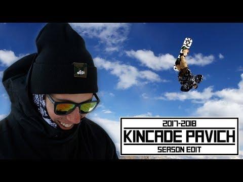 Kincade Pavich 20172018 Snowboarding