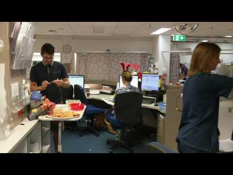 Armadale Emergency Department Mannequin Challenge