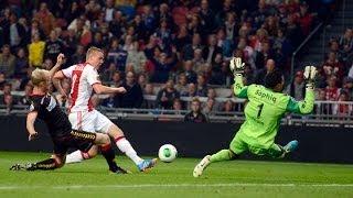 Highlights Ajax - Go Ahead Eagles