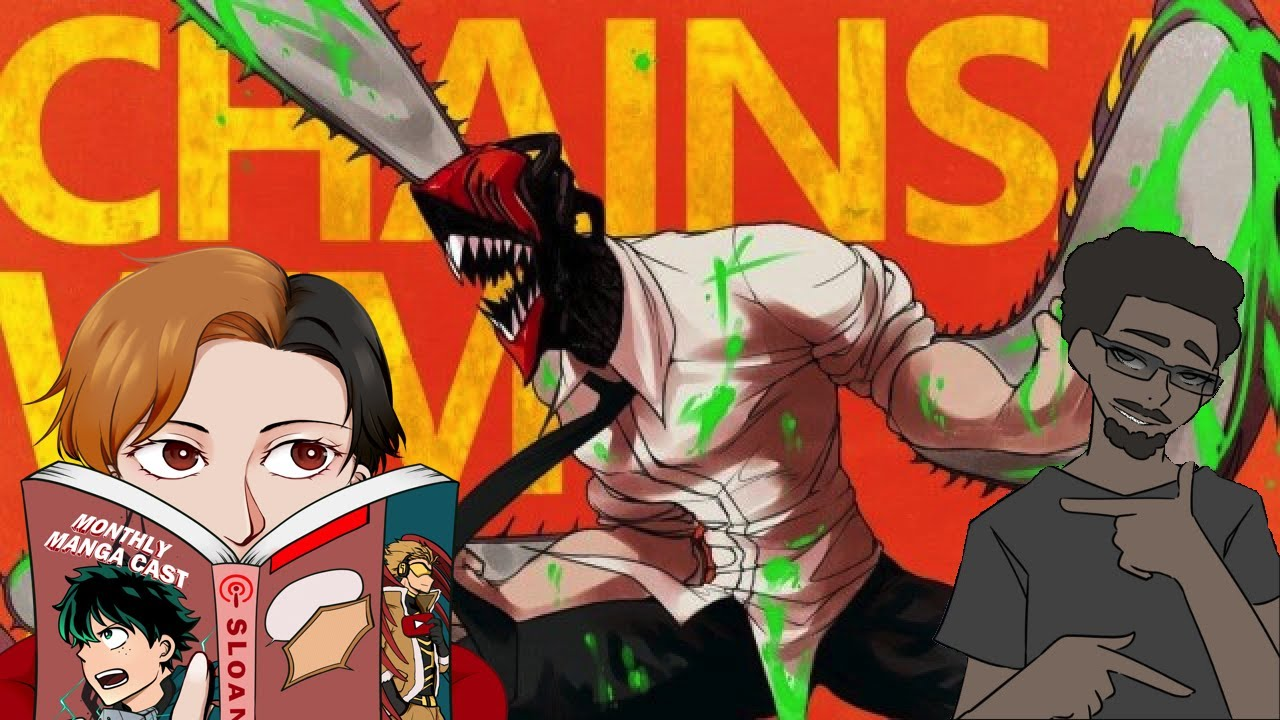 Chainsaw Man Brain Rot - Monthly Manga Cast Ep 7 (ft Son Wu)
