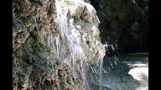 травертиновый водопад в Ставрополе. Экскурсия по Ставрополю