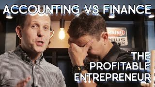 Accounting vs. Finance: What's the Difference?