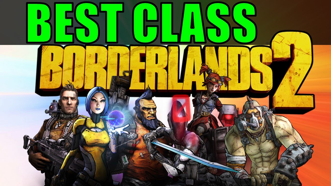 Borderlands 2 Class Wallpaper: BEST CLASS In Borderlands 2: Handsome Collection!