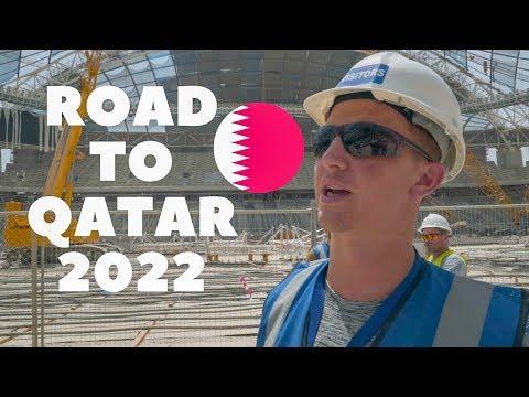 QATAR WORLD CUP 2022 - BEHIND THE SCENES