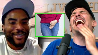 Getting Piercings In Sensitive Places | Charlamagne Tha God and Andrew Schulz