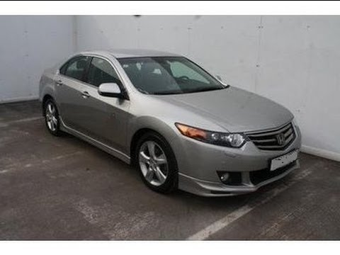 Delightful HONDA ACCORD 2.2 EX GT I DTEC 2009   YouTube