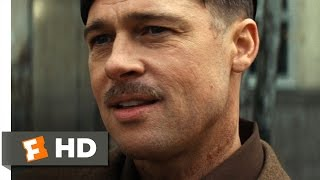 Inglourious Basterds (2/9) Movie CLIP - One Hundred Nazi Scalps (2009) HD