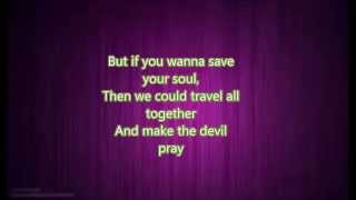 Madonna-Devil Pray(Lyrics Video + Audio)