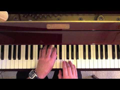 O Christmas Tree - HD piano tutorial (Charlie Brown Xmas)